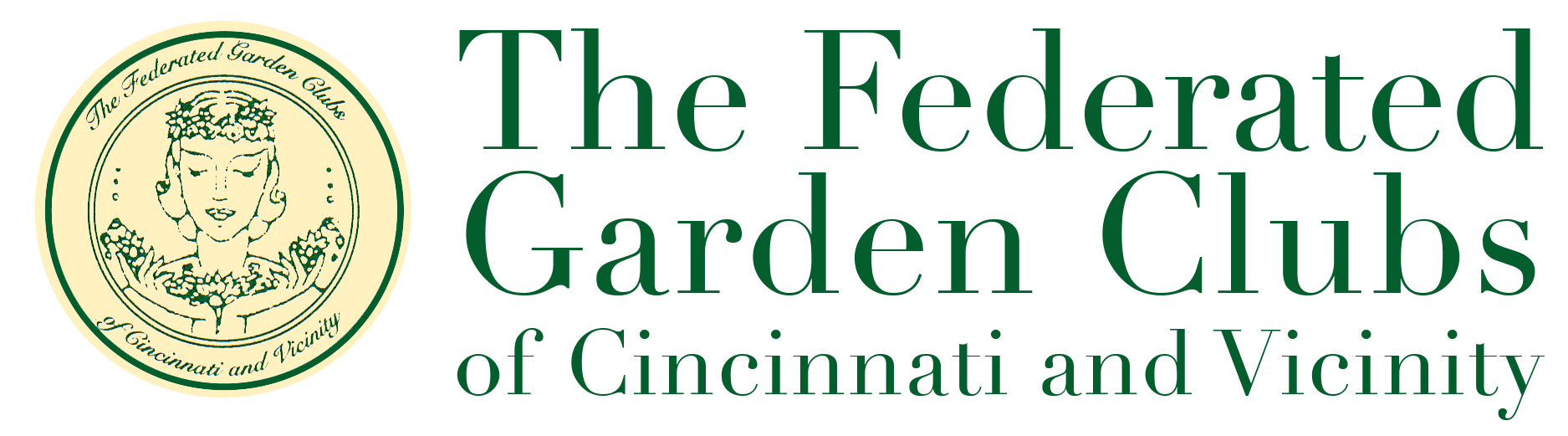 Members of The Federated Garden Clubs of Cincinnati and Vicinity on